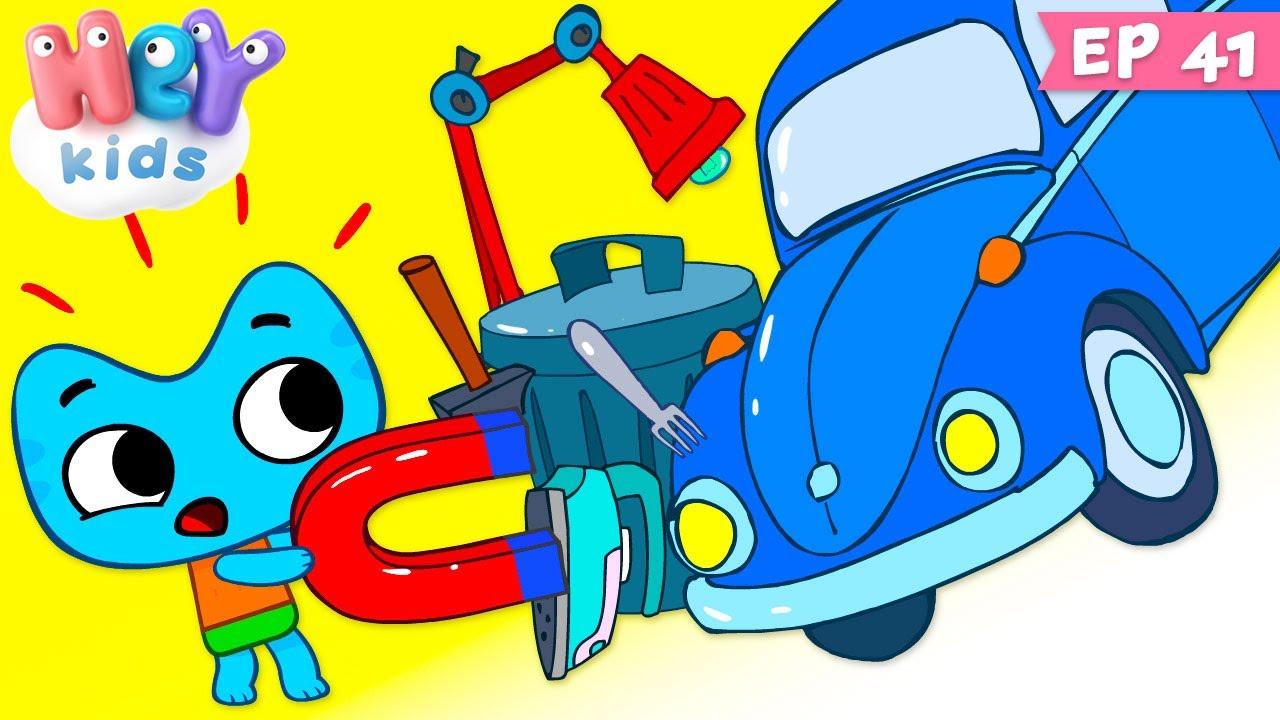 Kit și Keit: O mare dezordine   Desene animate cu avioane   HeyKids