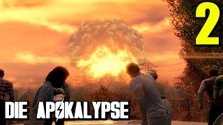 Fallout 4 Gameplay German #2 DIE APOKALYPSE | Let