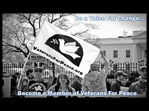 Veterans For Peace: Spreading Peace and Justice