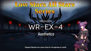 Arknights Who Is Real WR-EX-4 Guide Low Stars All Stars