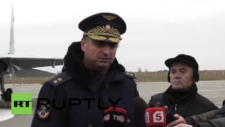 Russia: See the Sukhoi Su-27SM