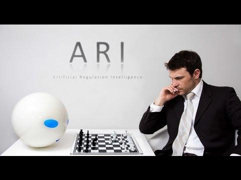 Court-métrage de science-fiction ARI