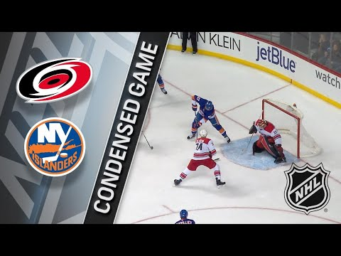 03/18/18 Condensed Game: Hurricanes @ Islanders