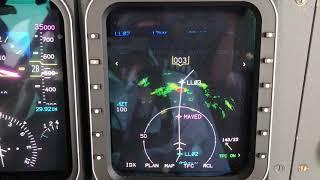 The Beechjet Series: FMS WX Deviations