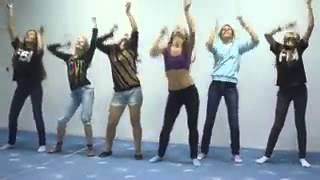 вот как надо танцевать под опа гам гам стайл