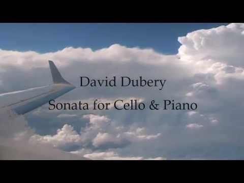 David Dubery - Sonata for Cello and Piano.
