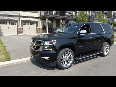 2019 TAHOE PREMIER IN STOCK NOW