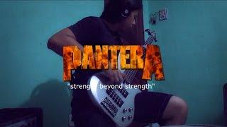 Baixar PanterA - Strength Beyond Strength (Bass Cover by Augusto Oliveira)