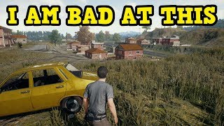 My First Games In PlayerUnknown's Battlegrounds!