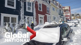 Global National: Jan. 18, 2020 | Newfoundland paralyzed by blizzard, Harry and Meghan give up titles