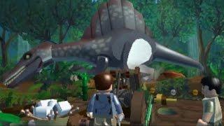 LEGO Jurassic World (3DS/Vita) - All Amber Brick Locations