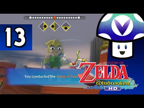 [Vinesauce] Vinny - Zelda: Wind Waker HD (part 13) + Art! (Reuploaded)