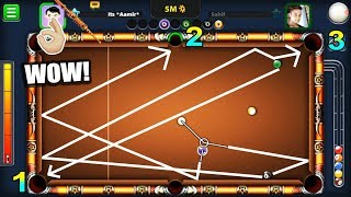 3 Balls Potted In 1 Shot...(LEGENDARY 8 BALL POOL MOMENT IN DALLAS)