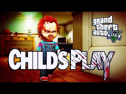GTA 5 - CHUCKY CHILD