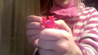 Видео-урок по плетению браслета Фиштейл.