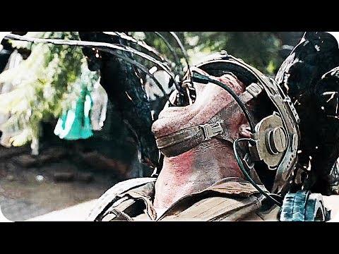 REVOLT  2017 Lee Pace ScienceFiction Thriller Movie