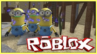 Roblox - Minion Freeze Tag w/ AmyLee and MiniMuka