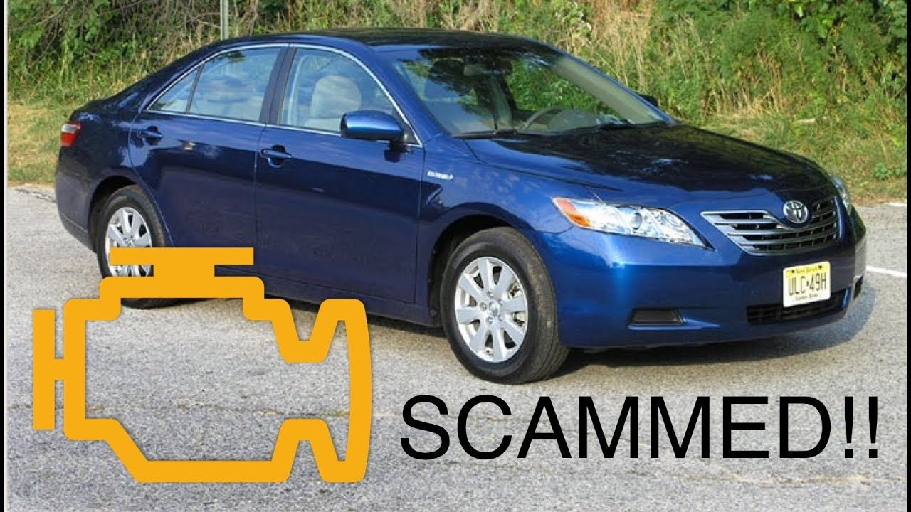 Getting Scammed Buying a Craigslist Car!! - YouTube