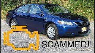 Getting Scammed Buying a Craigslist Car!!