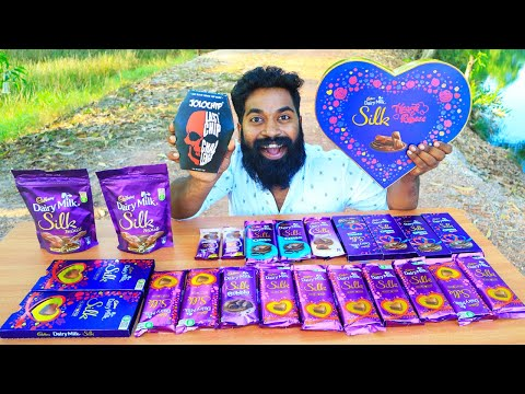 Diary Milk Vs Jolo Chip | Happy Valentine's Day Video | M4 tech |