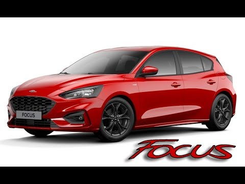 2019 Ford Focus Exterior Color Options