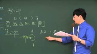 수능 화학 적중 김철준 선생 HCN의 이온화