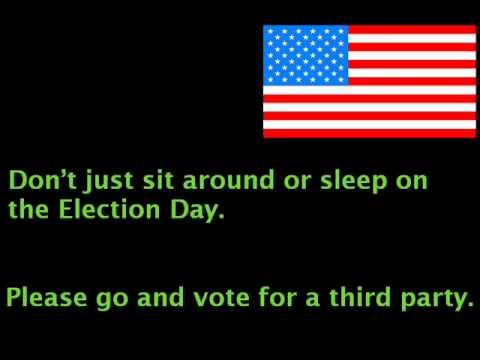 United States - Presidential Election - November 2012