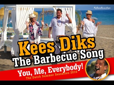 Kees Diks - The Barbecue Song