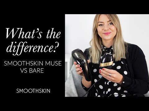IPL Hair Removal: SmoothSkin Muse Vs SmoothSkin Bare | Device Comparison