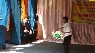 Vanakkam Vanakkam  dance
