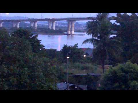 Mactan Channel From Dulcinea Hotel, Lapu-Lapu
