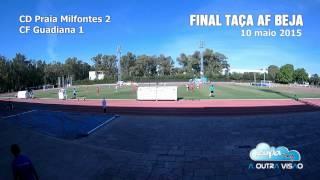 Timelapse Final Taça Milfontes - Guadiana