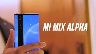Mi Mix Alpha: A Closer Look! 🔥