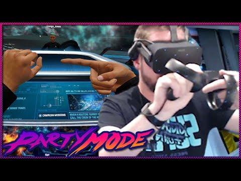 Let's Play Star Trek: Bridge Crew VR - Party Mode