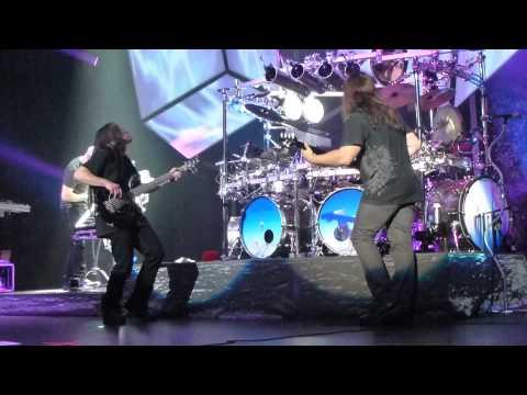 Dream Theater - Fatal Tragedy - John Petrucci Guitar Solo and Jam, Anaheim 12-02-11