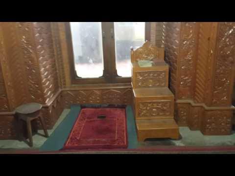 300 year old Woodan masjid  stands tall among Kalam's stunning… #Swat #NWFP #PakistanTour