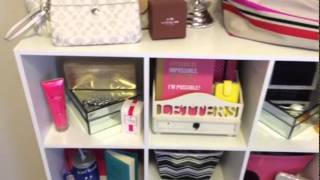Office/beauty Room Series: 9 Cube Organizer