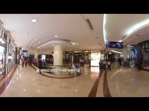 360/VR Video: How to get to PETRONAS Twin Towers Ticketing Counter, from Suria KLCC Esplanade