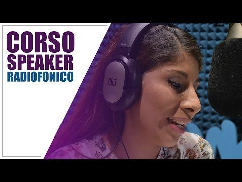 Corso Speaker Radio: Parola agli Allievi