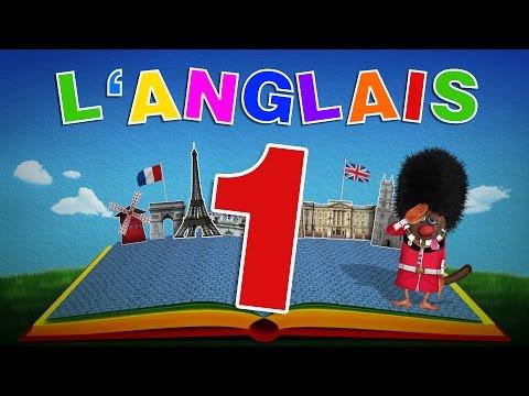 Apprendre l'Anglais aux enfants (Learn English for Kids - Serie 01)