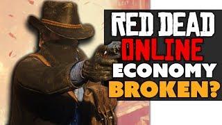 Red Dead Online Economy BROKEN?