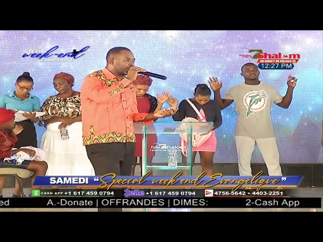 SAMEDI | SPECIAL WEEK-END EVANGELIQUE 28 -11-20 SHARE SUBSCRIBE