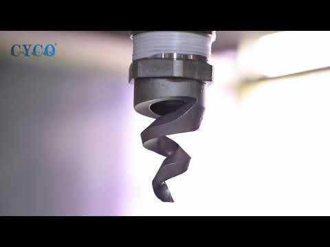 Spiral Spray Nozzles CYCO