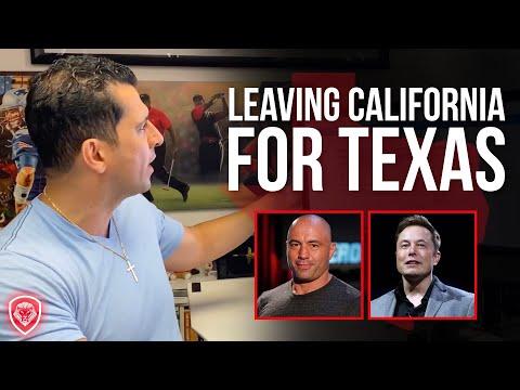 Will Musk & Rogan Cause a California Exodus?