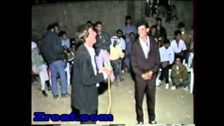 حفل سهرة رافت قاسم سليمان  _ قرية عجة _    الجلماوي و ابو احمد  1992