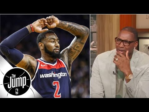 Should the Wizards trade John Wall?   The Jump