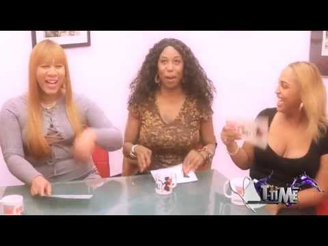 Trans Dating, Stigmas, Getting Robbed & More (T-time with the gurlz-S3-E3)