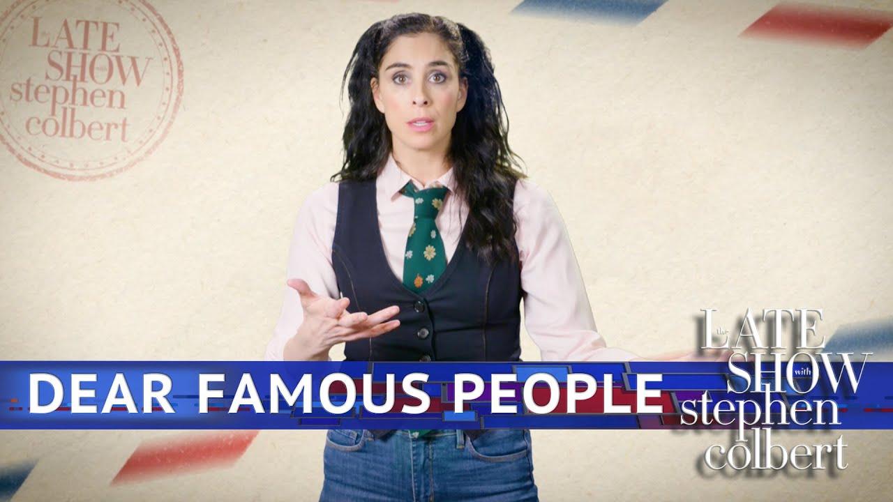 Dear Famous People, Episode II