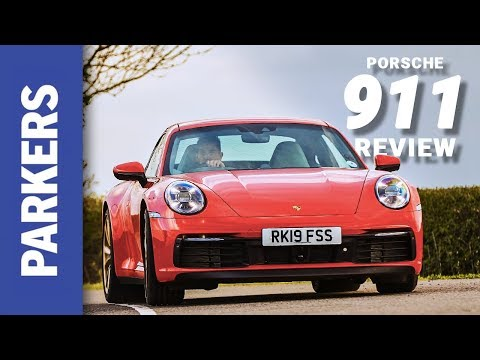 Porsche 911 UK First Drive Review | The world's most complete sports car?