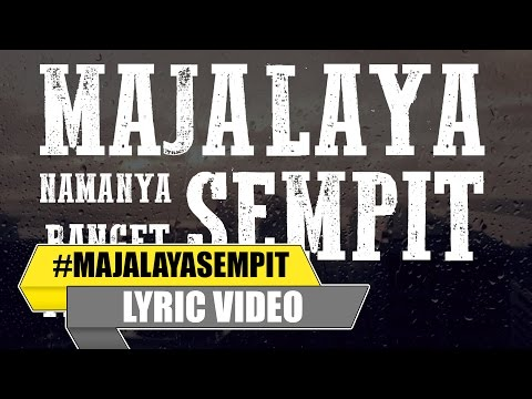 Aoi - #MAJALAYASEMPIT (feat. Riki) | Eizy - Cianjur Sempit (Cover Remix) [Official Lyric Video]